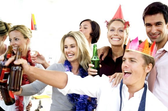Staff Party Celebrations