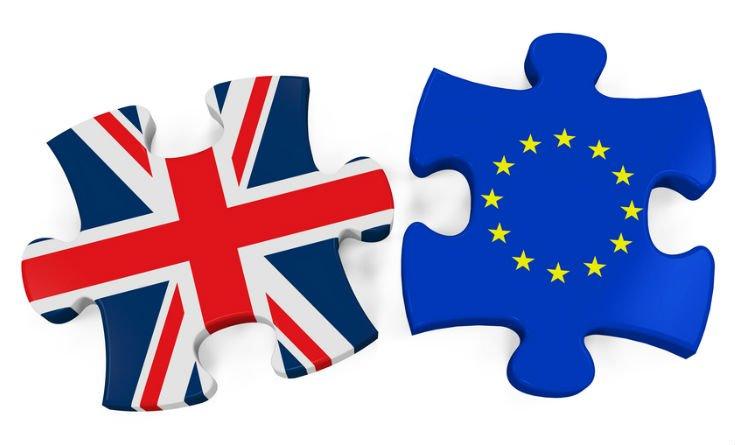 EU Referendum Flag Jigsaw Pieces
