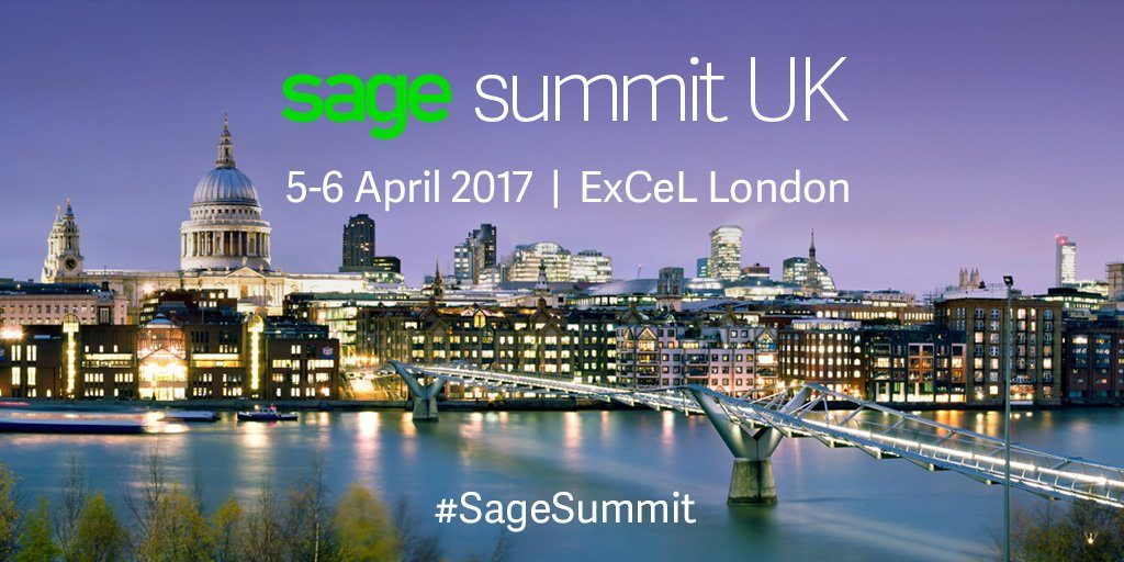 Sage Summit London Skyline