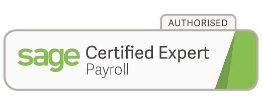 Sage payroll certified logo